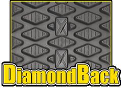 diamondback tread design